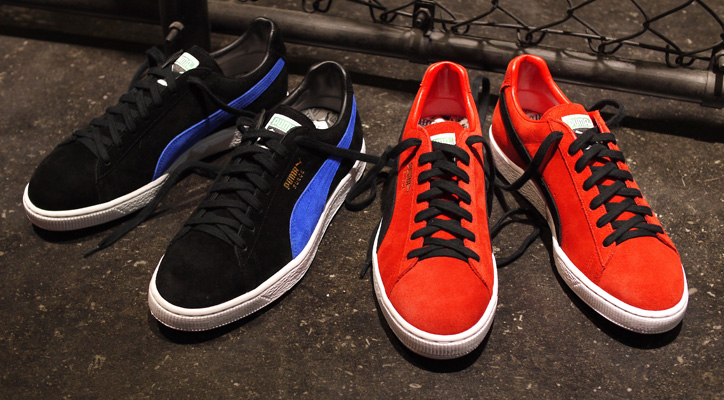 """Photo01 - Puma JAPAN SUEDE """"made in JAPAN"""" """"LIMITED EDITION for 匠 COLLECTION"""""""