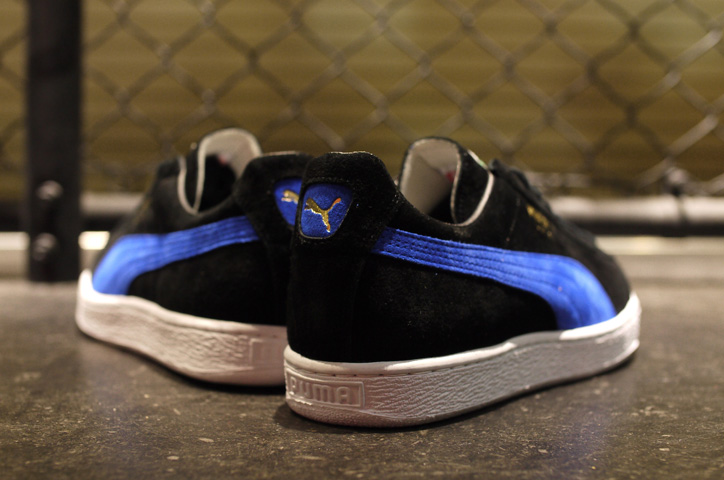 """Photo04 - Puma JAPAN SUEDE """"made in JAPAN"""" """"LIMITED EDITION for 匠 COLLECTION"""""""