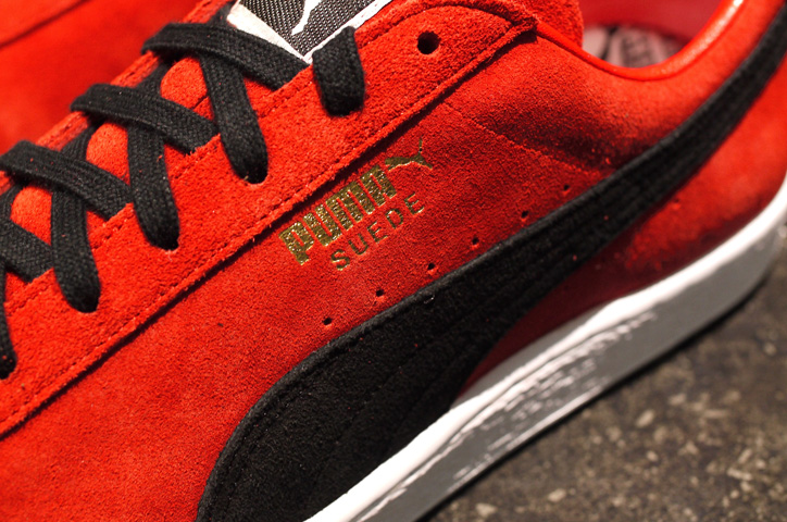 """Photo09 - Puma JAPAN SUEDE """"made in JAPAN"""" """"LIMITED EDITION for 匠 COLLECTION"""""""
