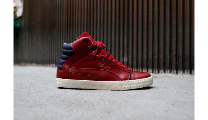 Photo05 - Puma by Alexander McQueen Fall/Winter 2012 Joust & Street Climb High Top Sneakers
