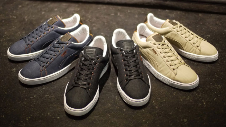 Photo01 - Puma STATES x DENIM 「LIMITED EDITION for The LIST」