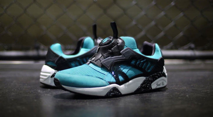 "Photo01 - Puma DISC BLAZE OG ""RONNIE FIEG / KITH NYC"" LIMITED EDITION for The LIST"