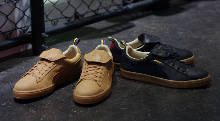 "Photo01 - Puma SUEDE CYCLE MITA ""mita sneakers"" ""LIMITED EDITION for The LIST"""