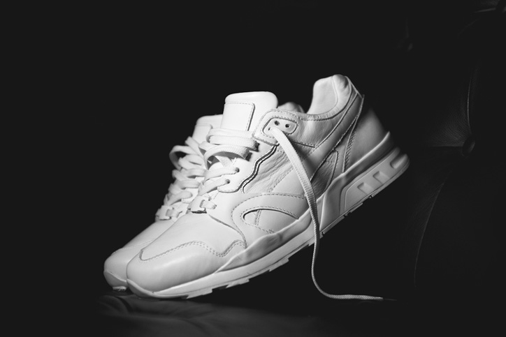 "Photo10 - Ronnie Fieg x PUMA for Dover Street Market XT-2 ""Achromatic"" が Dover Street Market限定で発売"