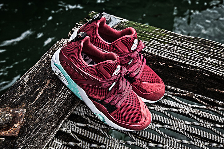 "Photo04 - プーマは、SNEAKER FREAKERとPacker ShoesによるコラボモデルBLAZE OF GLORY ""Bloodbath""を発売"