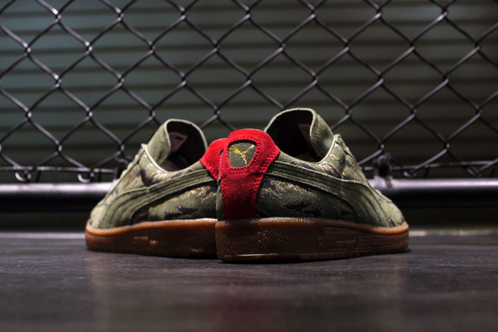 "Photo18 - プーマから、mita sneakersとSBTGがタッグを組み完成したコラボモデルCLYDE CONTACT ""First Contact""が登場"
