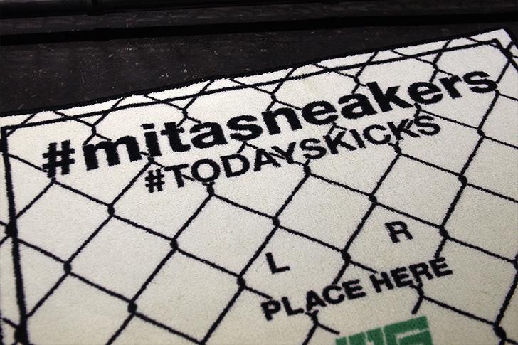 "Photo13 - プーマは、オリジナルのドル札紙幣をプリントしたmita sneakersとのコラボレーションモデルCLYDE ""mita sneakers""を発売"