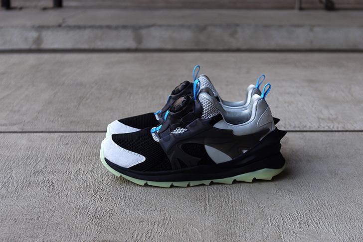 Photo02 - プーマから、WHIZ LIMITEDとmita sneakersによるコラボモデルDISC SWIFT TECH WMが登場