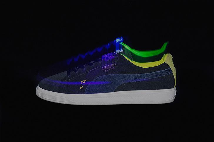 Photo03 - プーマは、WHIZ LIMITEDとmita sneakersによるコラボレートモデルSUEDE IGNITE WMを発売