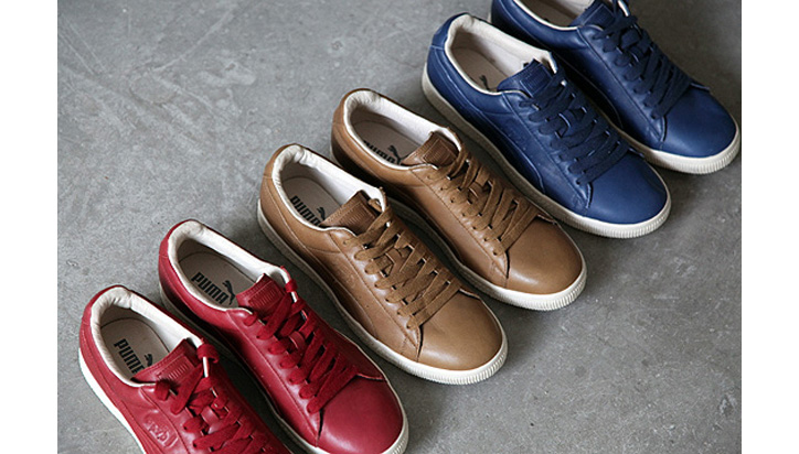 Photo01 - PUMA CLYDE LUXE PACK