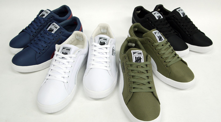 Photo02 - UNDEFEATED x Puma Clyde Ripstop