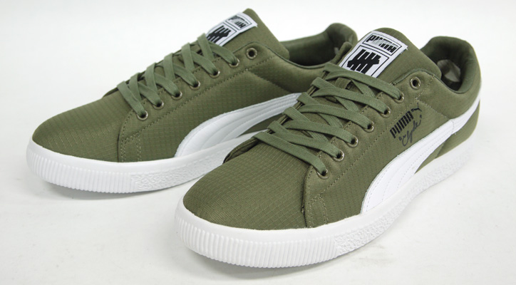 Photo04 - UNDEFEATED x Puma Clyde Ripstop