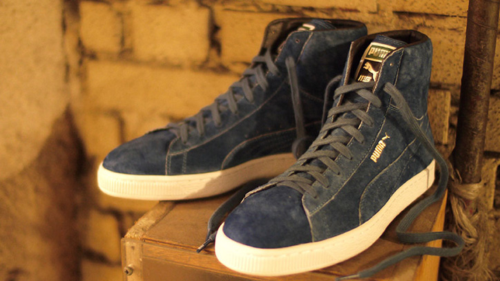 Photo02 - mita sneakers x Puma PUMA SUEDE MID MITA 「LIMITED EDITION for The LIST」