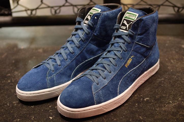 Photo03 - mita sneakers x Puma PUMA SUEDE MID MITA