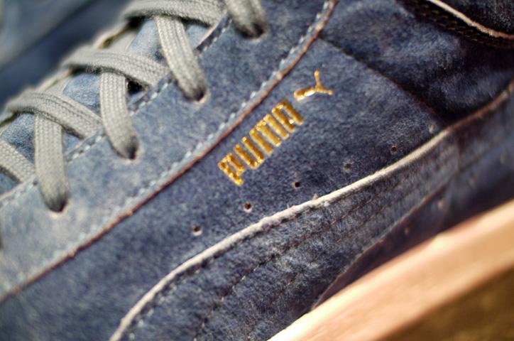 Photo05 - mita sneakers x Puma PUMA SUEDE MID MITA
