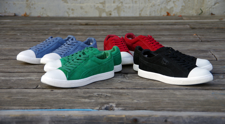 Photo01 - UNDEFEATED x PUMA CLYDE COVERBLOCK