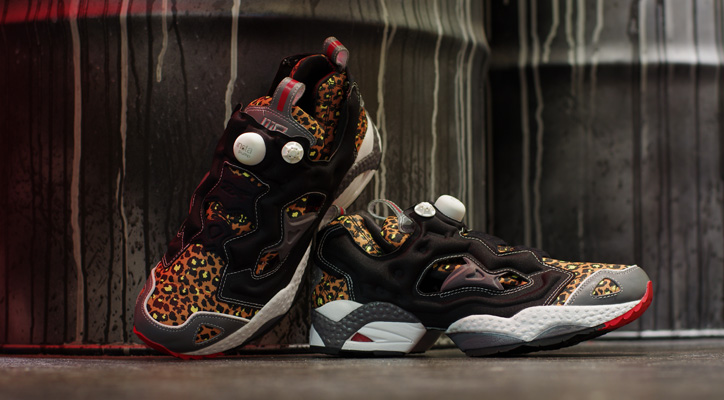 "Photo01 - Reebok INSTA PUMP FURY ""LEOPARD"" ""mita sneakers別注"""