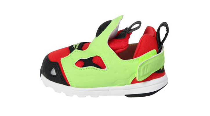 "Photo02 - Reebok ""VERSA PUMP FURY"" Kids"