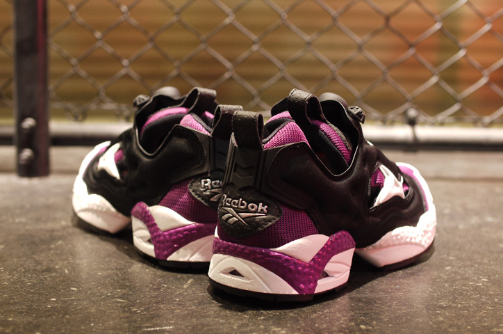 Photo06 - Reebok INSTA PUMP FURY 「LIMITED EDITION」 PPL/BLK/WHT