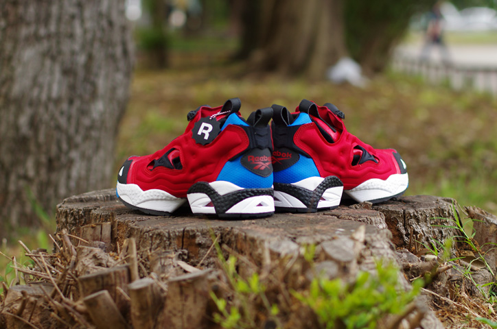 Photo03 - Reebok INSTA PUMP FURY 「SPIDER-MAN」 「LIMITED EDITION」