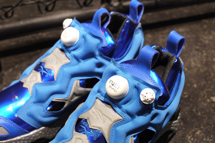 "Photo06 - Reebok INSTA PUMP FURY ""攻殻機動隊 STAND ALONE COMPLEX"" ""LIMITED EDITION"""