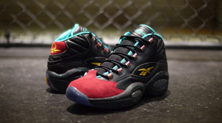 "Photo01 - BURN RUBBER x Reebok QUESTION MID ""LIMITED EDITION"""