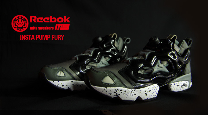 "Photo01 - Reebok INSTA PUMP FURY ""ANDSUNS x mita sneakers"" 発売決定"