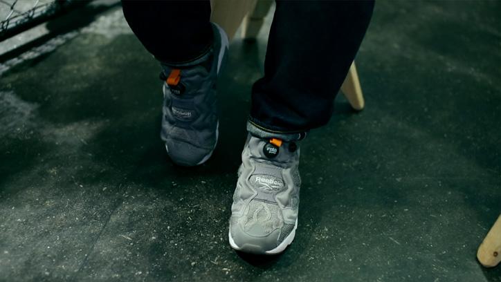 "Photo03 - Reebok CLASSIC Instapump Fury mita sneakers ""20th Anniversary""のPVを公開"