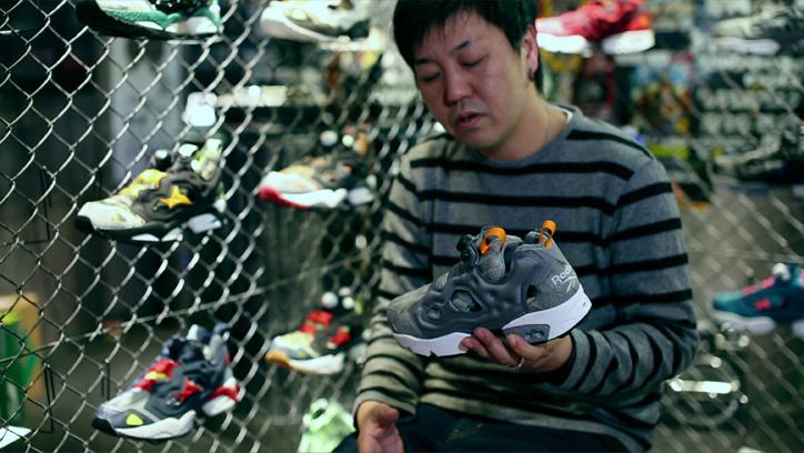 "Photo04 - Reebok CLASSIC Instapump Fury mita sneakers ""20th Anniversary""のPVを公開"