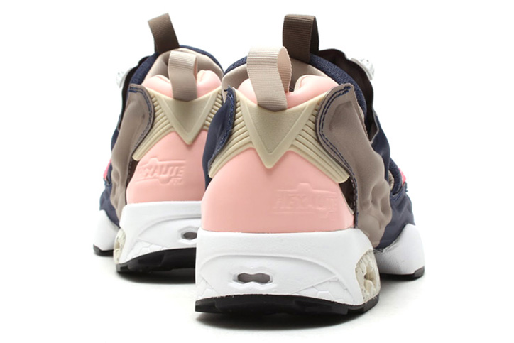 Photo03 - Reebok x Garb Store INSTA PUMP FURY NUTMEG/NAVY/MOODY PINK