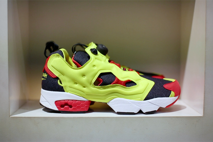 "Photo01 - Reebok CLASSIC Instapump Fury atmos ""20th Anniversary""のPVを公開"