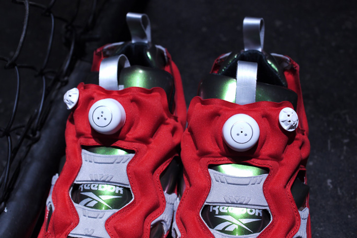 "Photo04 - Reebok INSTA PUMP FURY OG ""攻殻機動隊 ARISE"" が発売"