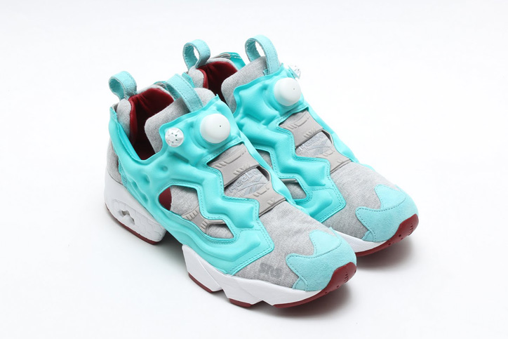 Photo02 - Reebok INSTA PUMP FURY OG &quot20th Anniversary&quot 「SNS」「CONCEPTS」の2コラボレーションモデルが発売