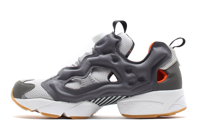 "Photo04 - Reebok INSTA PUMP FURY OG ""20th Anniversary"" 「BURN RUBBER」"