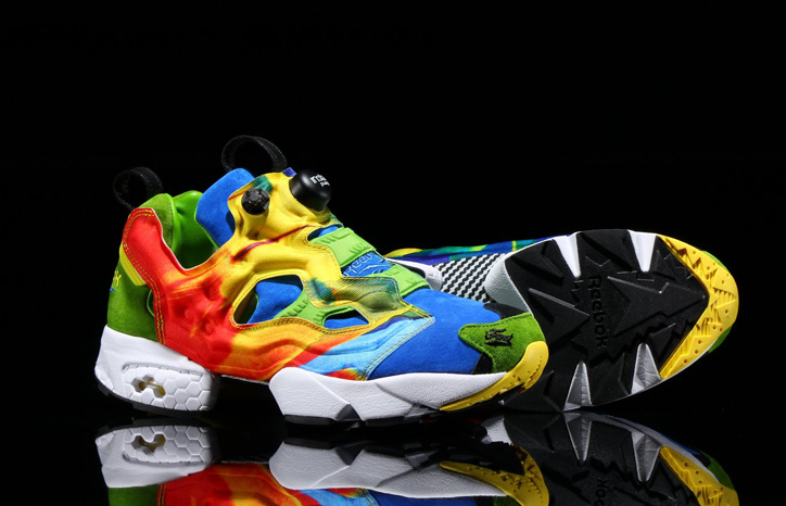 "Photo03 - Reebok INSTA PUMP FURY OG ""20th Anniversary"" 「CROOKED TONGUES」"