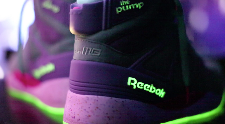 "Photo01 - Reebok THE PUMP ""ELECTRIC CITY"" ""mita sneakers"" ""THE PUMP 25th ANNIVERSARY"" が発売"