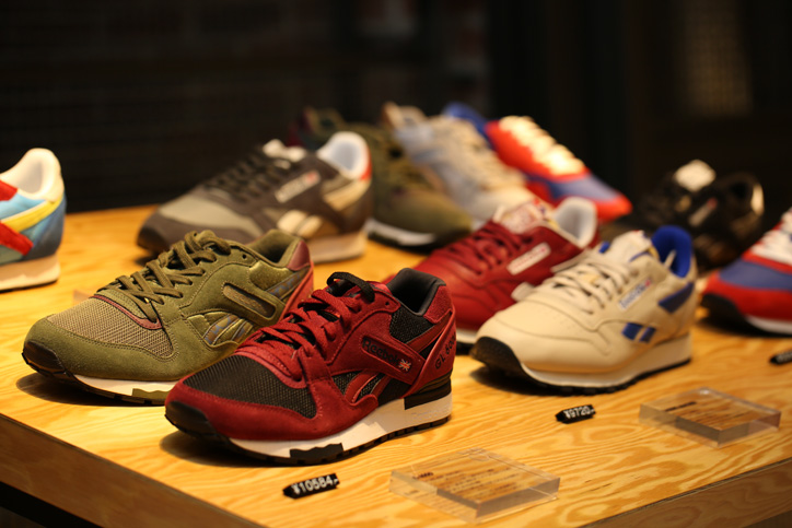 Photo03 - 「Reebok CLASSIC」 POP UP at JOURNAL STANDARD