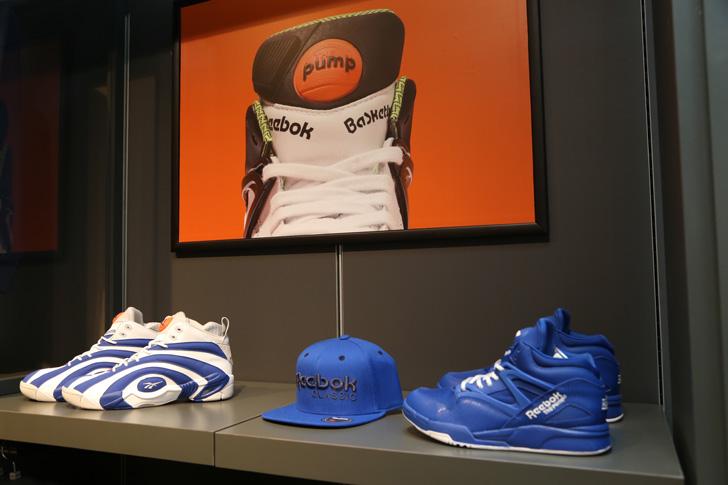 Photo14 - Reebok CLASSIC初の直営店が原宿キャットストリートにオープン
