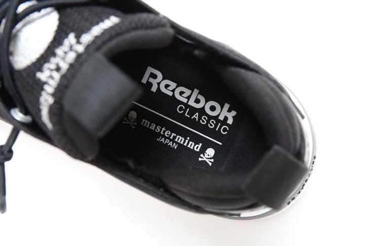 Photo11 - Reebok CLASSIC x mastermind JAPANのコラボレーション第二弾が登場