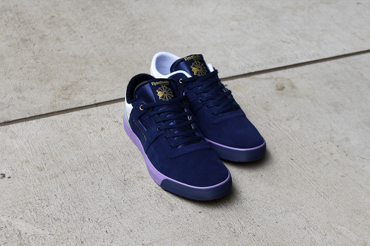 "Photo05 - リーボックは、FLAPHとmita sneakersによるコラボレーションモデルWORKOUT LOW CLEAN FVS FXM ""FLAPH x mita sneakers""を発売"