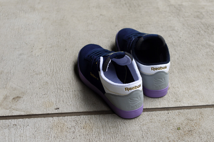 """Photo09 - リーボックは、FLAPHとmita sneakersによるコラボレーションモデルWORKOUT LOW CLEAN FVS FXM """"FLAPH x mita sneakers""""を発売"""