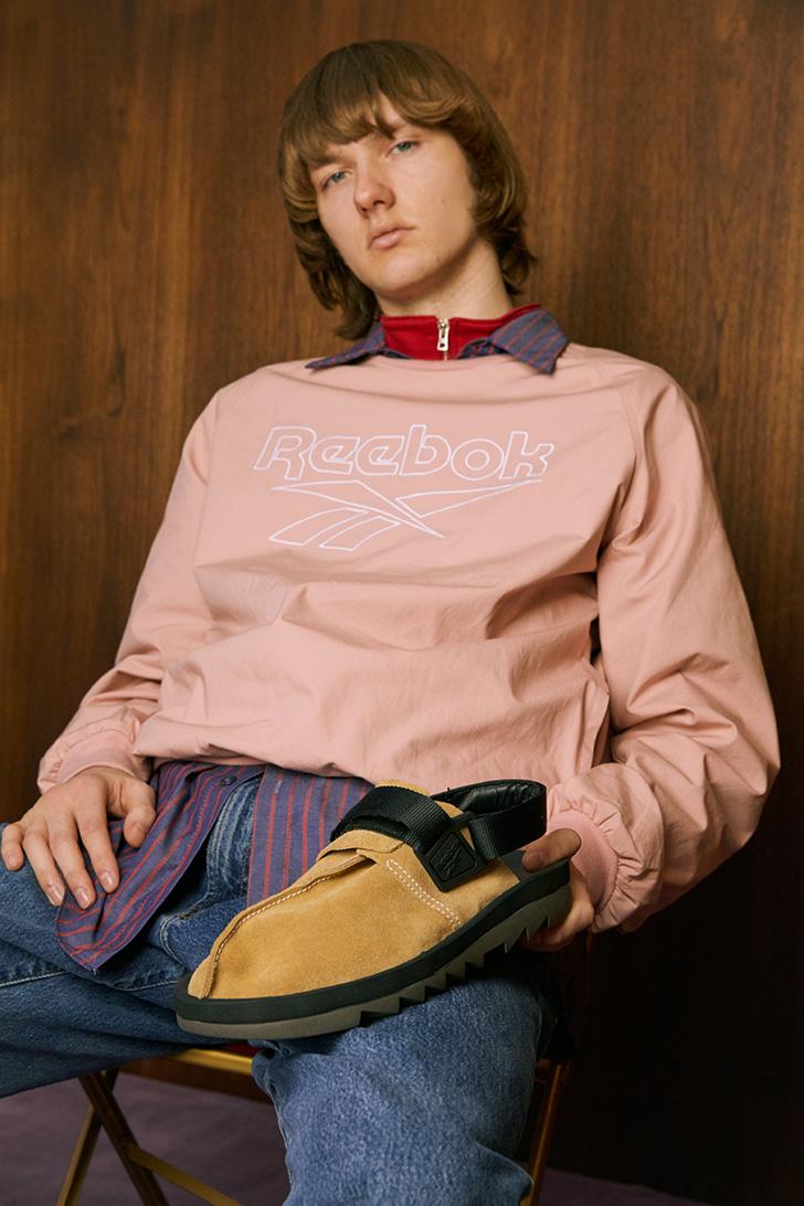 Photo12 - リーボックは、90年代に人気を誇った名作サンダルBEATNIKを発売当時のディテールを忠実に再現し復刻