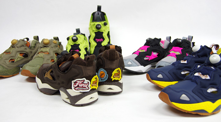 "Photo01 - Reebok INSTA PUMP FURY ""LIMITED EDITION"""
