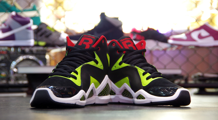 "Photo03 - Reebok KAMIKAZE III MID ""SWIZZ BEATZ"" ""世界店舗限定"" BLK/YEL/RED"