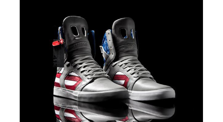 "Photo02 - SUPRA SKYTOP II ""FLAG"" PACK"