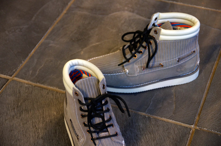 Photo03 - STAPLE x Timberland Exclusive for Kinetics