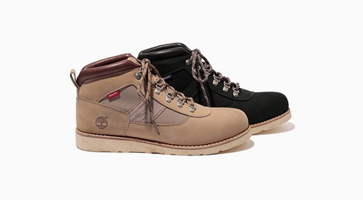 Photo01 - Stussy Deluxe x Timberland NM Field Boot