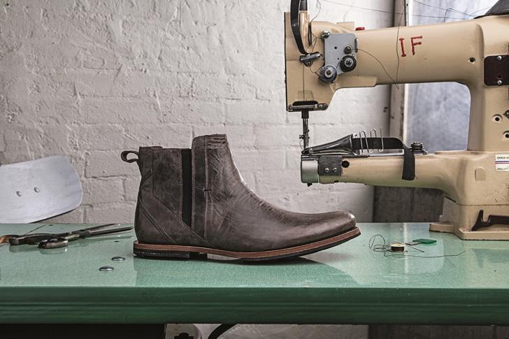 """Photo13 - ティンバーランドの最上位ライン""""Boot Company""""が日本初上陸"""