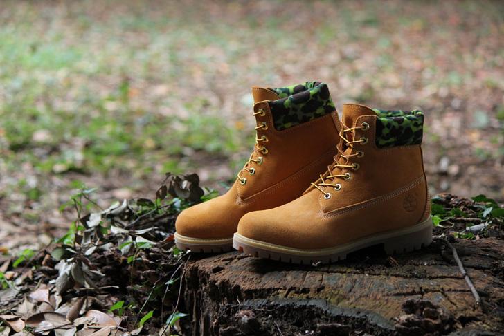Photo01 - ティンバーランドの普遍のファッションアイコン6inch Premium Bootをatmosが別注