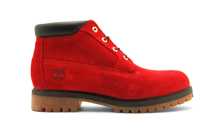 Photo03 - Kinetics x Timberland 4Eyeret Chukka Boots